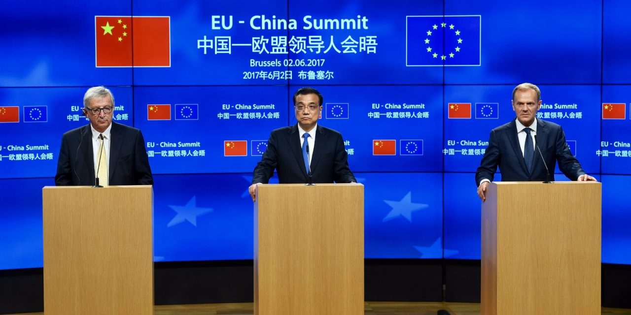 EU Concerns over Cooperation with China