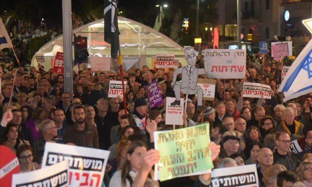 رسانه ها؛ افزایش نارضایتی عمومی از نتانیاهو و…