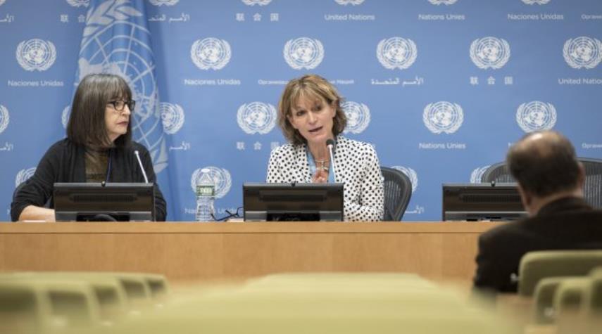چگونگی بهره برداری از گزارش گزارشگر حقوق بشر سازمان ملل