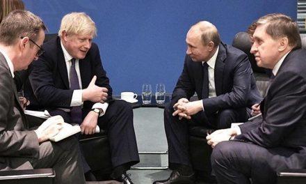 نگرانی فراحزبی نسبت به عملیات نفوذ روسیه در انگلیس
