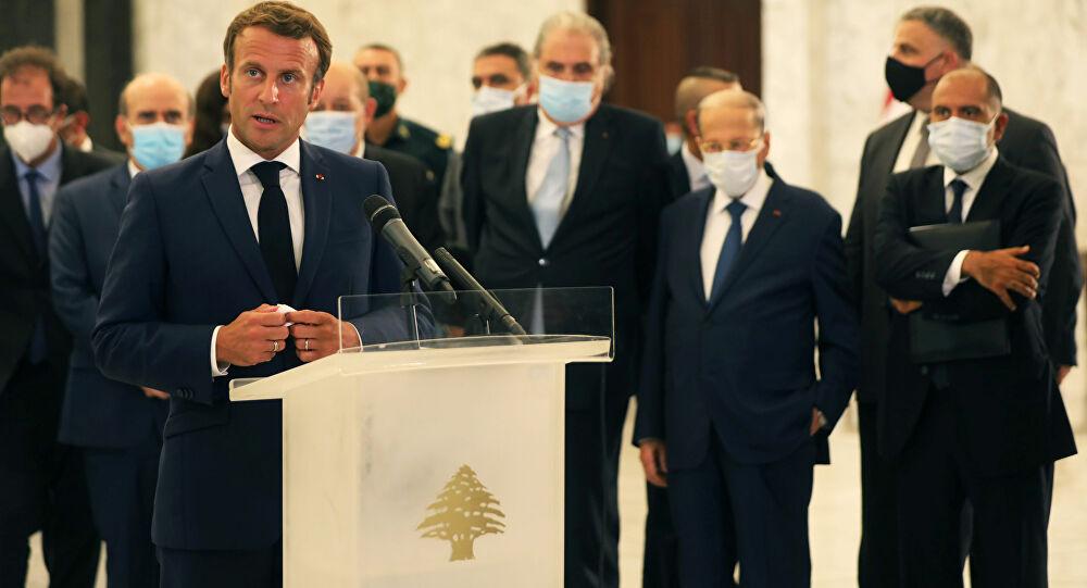 رسانهها: نقشه راه فرانسه برای انجام اصلاحات در لبنان و …