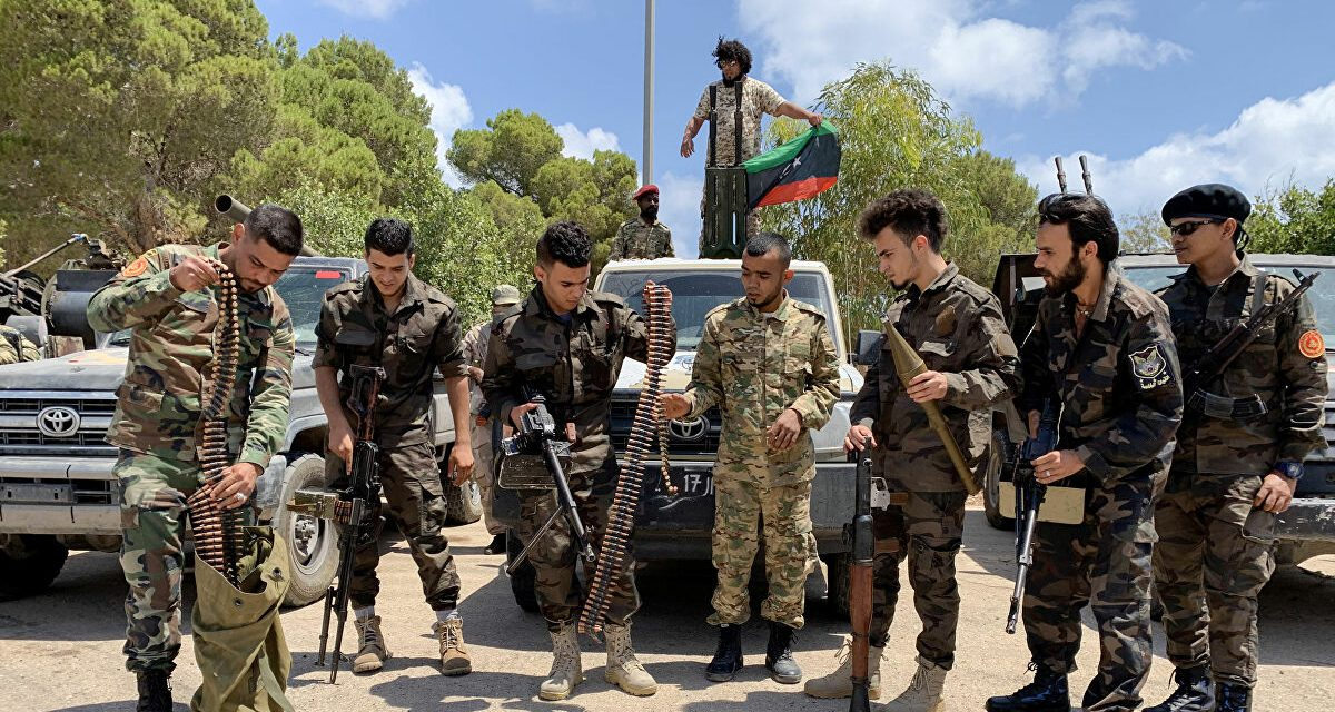 امکانات و منابع محدود عامل ناکارآمدی عملیات «ایرینی» در لیبی