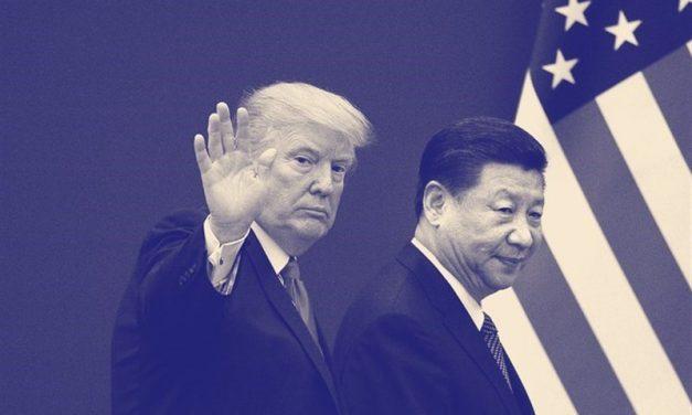 نقش چین در انتخابات ریاست جمهوری 2020 آمریکا