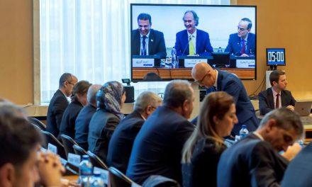 موانع پیشروی کمیته قانون اساسی سوریه