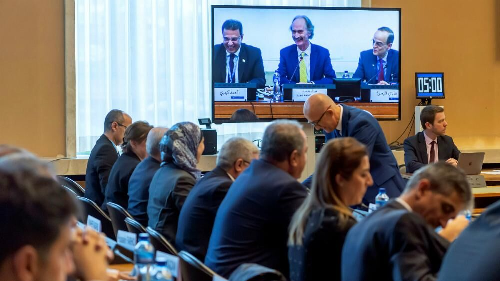 Obstacles in the Way of Syrian Constitutional Committee