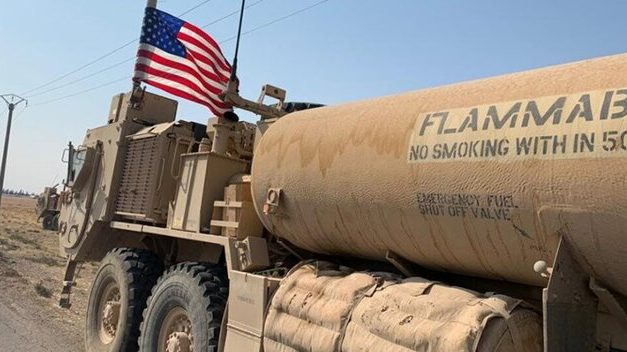 US Plan to Plunder Oil & Gas in Kurdish Areas of Syria