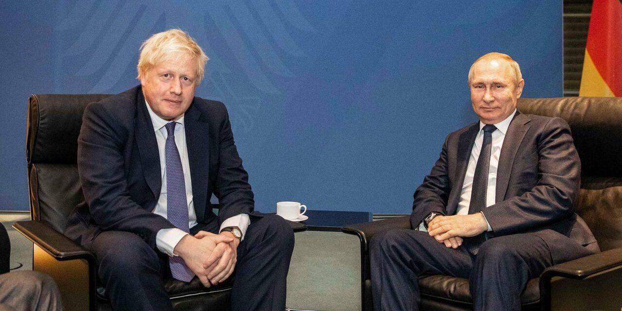 انگلیس تحریم مستقل از اتحادیه اروپا را با روسیه تمرین میکند