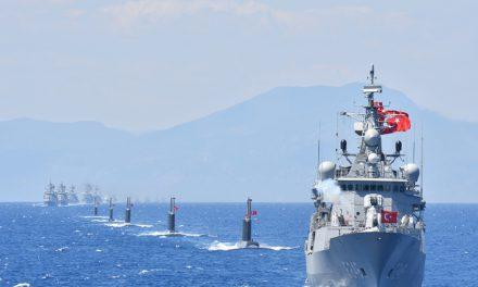 تغییرات ژئوپلیتیکی در مدیترانه شرقی
