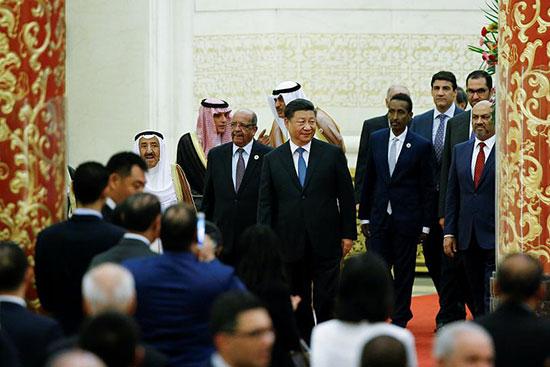 سیر تحولی سیاست چین در خاورمیانه، از بیطرفی تا نقشآفرینی