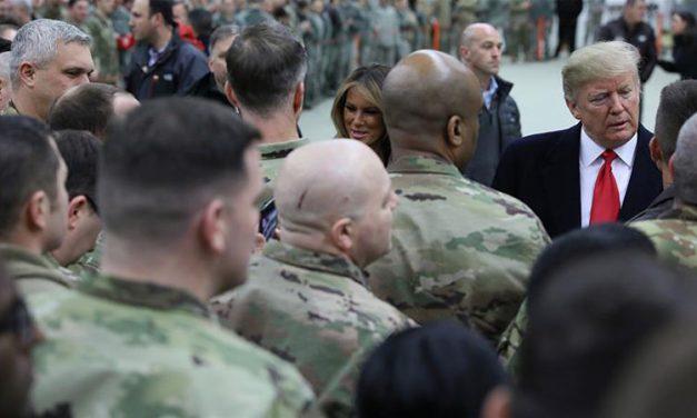 حمایت افکار عمومی آلمان از خروج نیروهای آمریکا