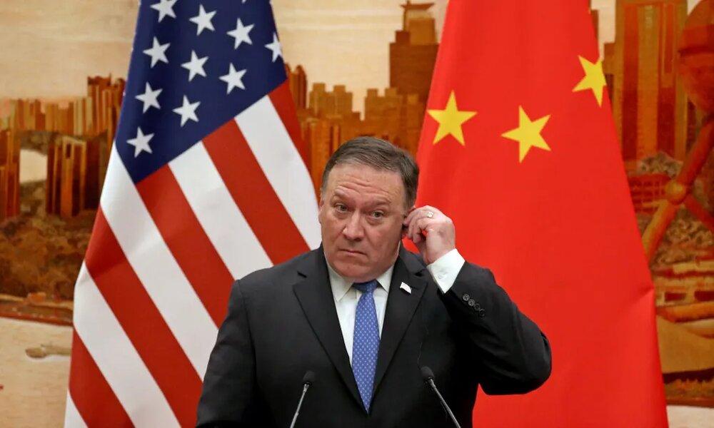 ناکامی آمریکا در تلاش برای ایجاد ائتلاف بینالمللی علیه چین