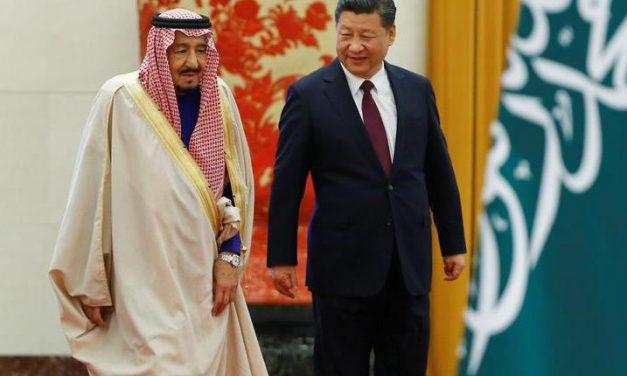 تشدید رقابت هند – چین در خاورمیانه