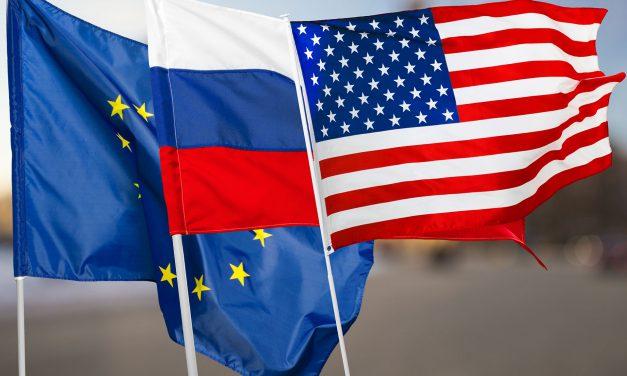 رویکرد امنیتی اروپا در قبال روسیه و آمریکا