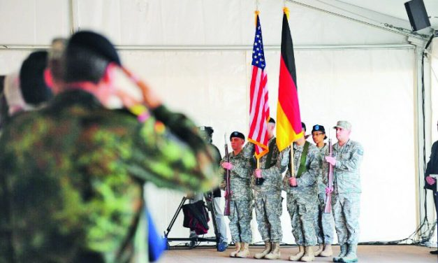 US Troops Withdrawal from Germany and Escalation of EU Divergence
