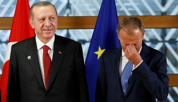 نگرانی اتحادیه اروپا از سیاستهای ترکیه