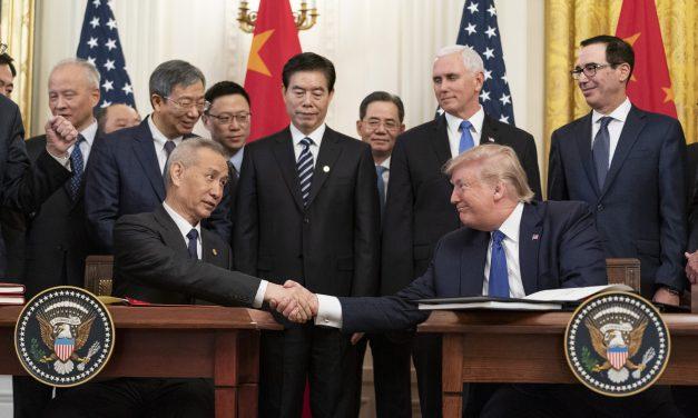 ترامپ بازنده جنگ تجاری چین-آمریکا