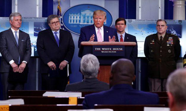 شکست فرآیند امنیت ملی دولت ترامپ