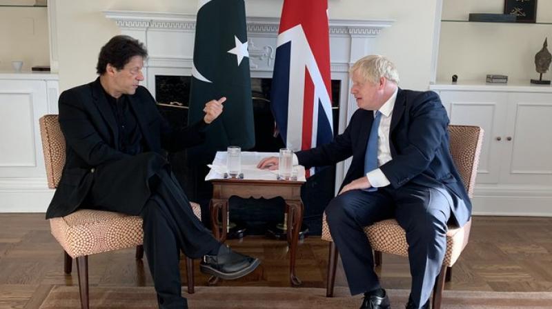پاکستان در دوره عمران خان و اهمیت راهبردی آن برای انگلیس