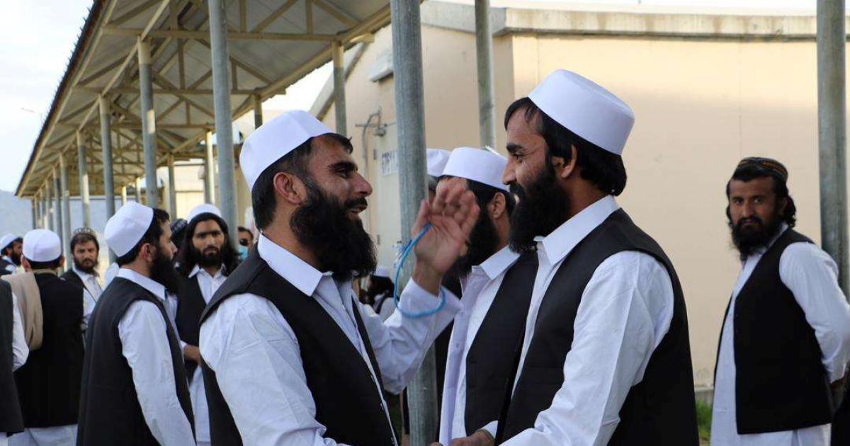 دلایل مخالفت اروپا با آزادی زندانیان طالبان