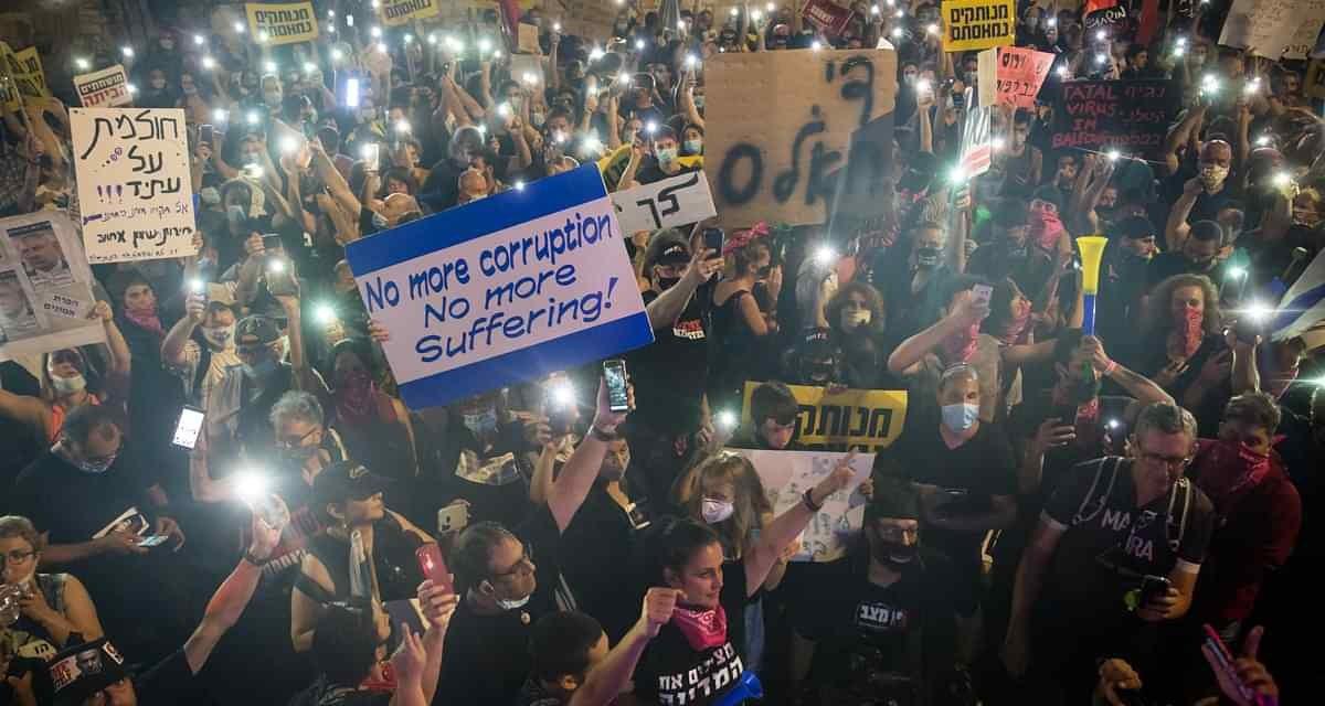 تشدید اعتراضات خیابانی و آینده رژیم صهیونیستی