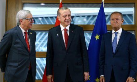 چشمانداز تشدید تنشهای فزاینده در روابط ترکیه و اروپا