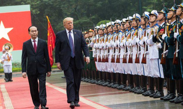 رویکرد ویتنام در قبال راهبرد هند – اقیانوسیه آمریکا