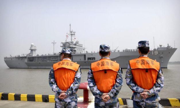 چشمانداز رقابت چین و آمریکا در دریای جنوبی چین