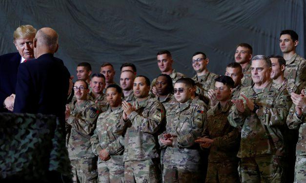 راهبرد نظامی آمریکا در افغانستان