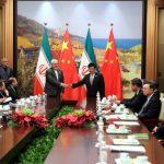 نگرانی شدید آمریکا از تعمیق روابط ایران و چین