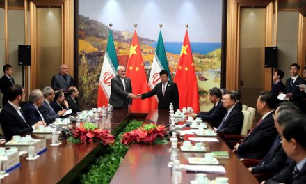 US Deeply Concerned about Stronger Iran-China Relations