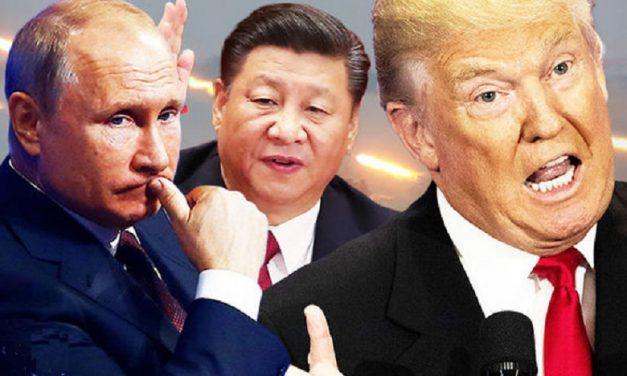 رسانه ها؛ آمریکا درآرزوی توافق با چین و روسیه و…