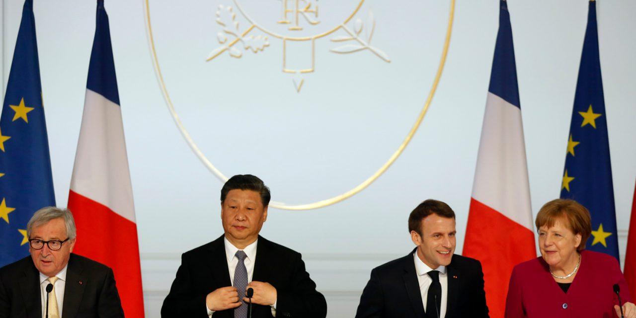 روابط چین – اتحادیه اروپا در آستانه ورود به مرحلهای جدید