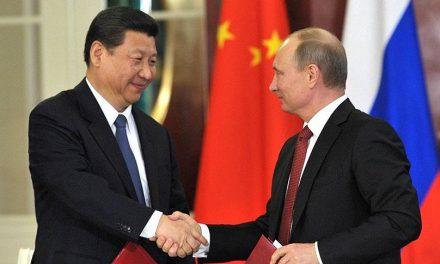 دوستی چین – روسیه و رویکرد اتحادیه اروپا