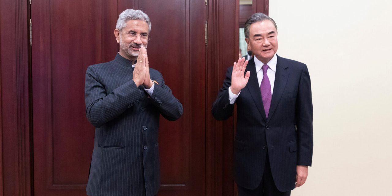 Indo-China Border Tensions & Prospect of Ambiguous Agreement