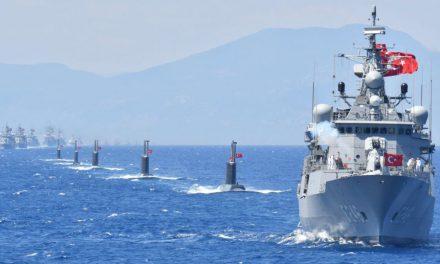 راهبرد ترکیه در دفاع از حقوق دریایی خود در مدیترانه
