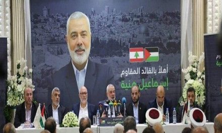 Meeting of Palestinian Groups in Lebanon, an Initiative and a Promising Capacity
