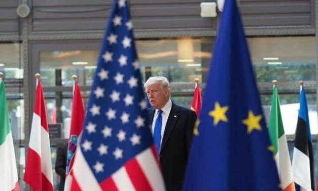 تحریمهای آمریکا علیه اروپا و چگونگی مقابله با آن