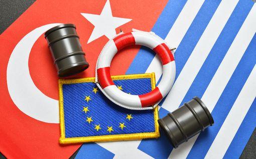 واکنش اتحادیه اروپا به تشدید مناقشه ترکیه – یونان