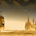 تحرکات خطرناک در شرق مدیترانه