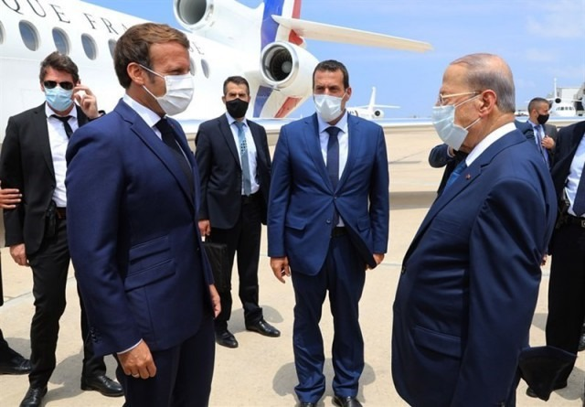 Macron's Attempt to Revive France's Influence in West Asia
