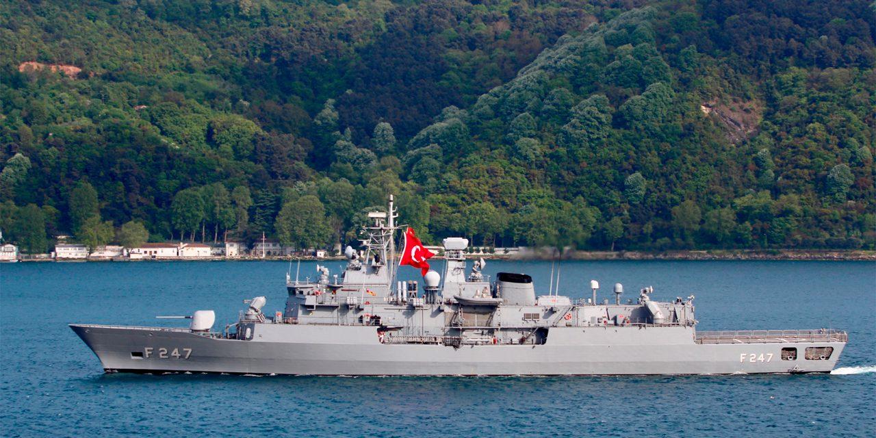 پیچیدگی راهبرد ترکیه در مدیترانه