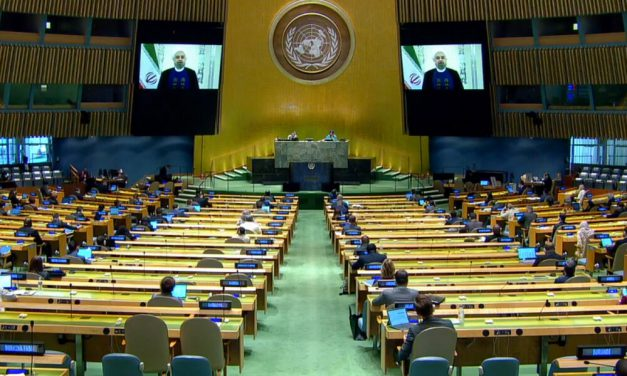 Iran and the US isolation in the General Assembly of the United Nations