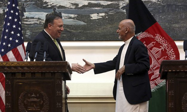 US prevention from Europe's role playing in Afghanistan peace process