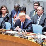 پیامدهای شکست آمریکا در شورای امنیت