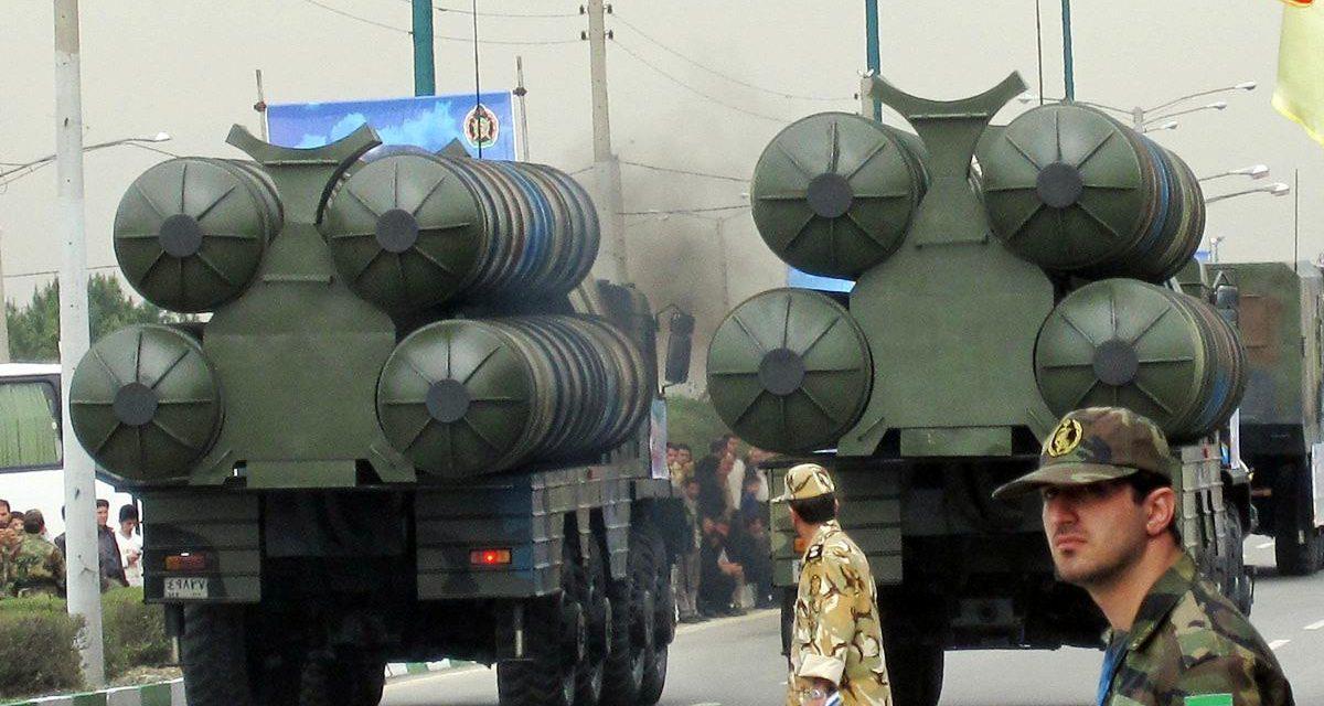 Implications of Lifting Iran Arms Embargo