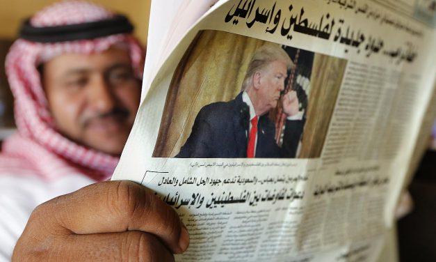 راهبرد دولت ترامپ؛ دور کردن جهان عرب از فلسطین