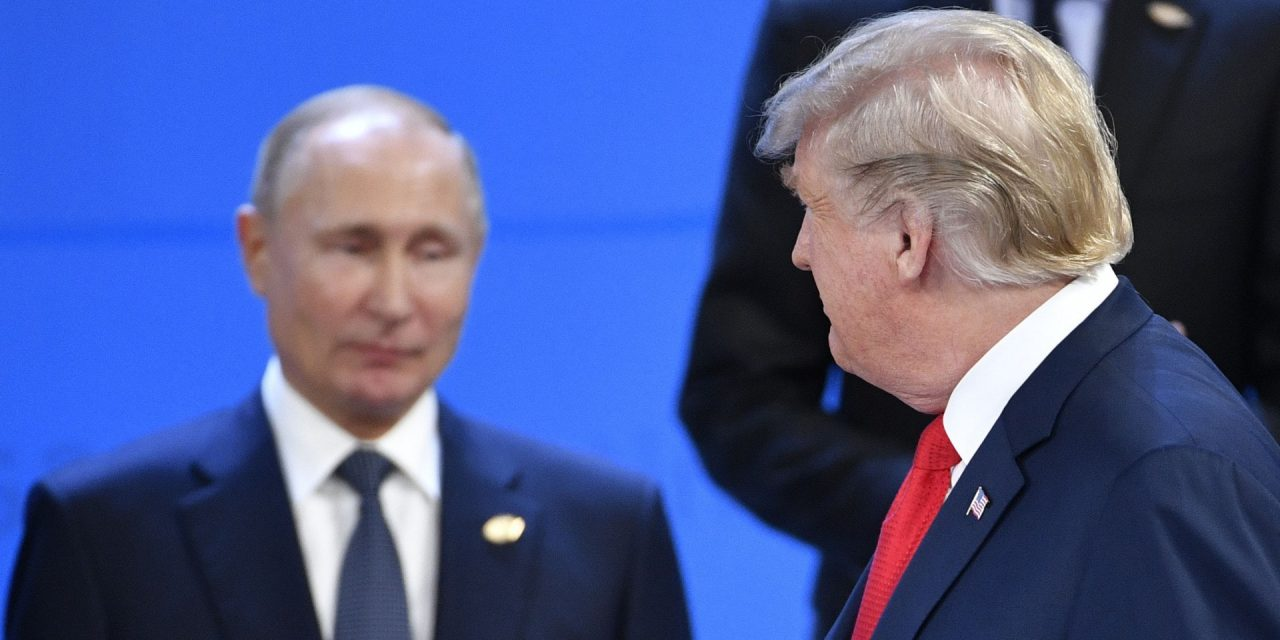 روند تحولات روابط روسیه – آمریکا در دوره ترامپ