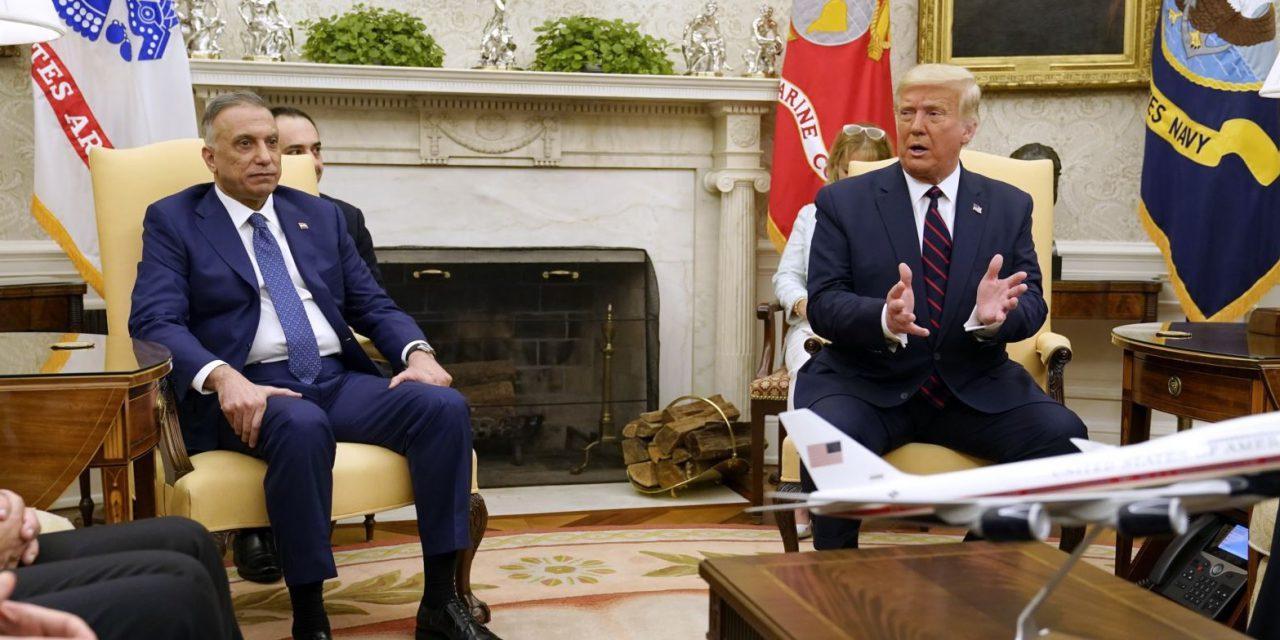 Al-Kazemi's Washington Trip & US Strategy in Iraq