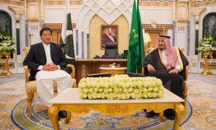 تحول در روابط پاکستان با عربستان سعودی