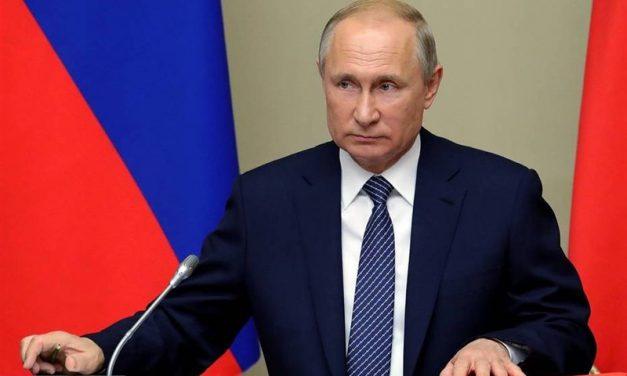 رسانه ها ؛ نگرانی پوتین از جنگ منطقه ای در قفقاز